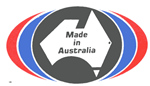 Proudly Made in Australia